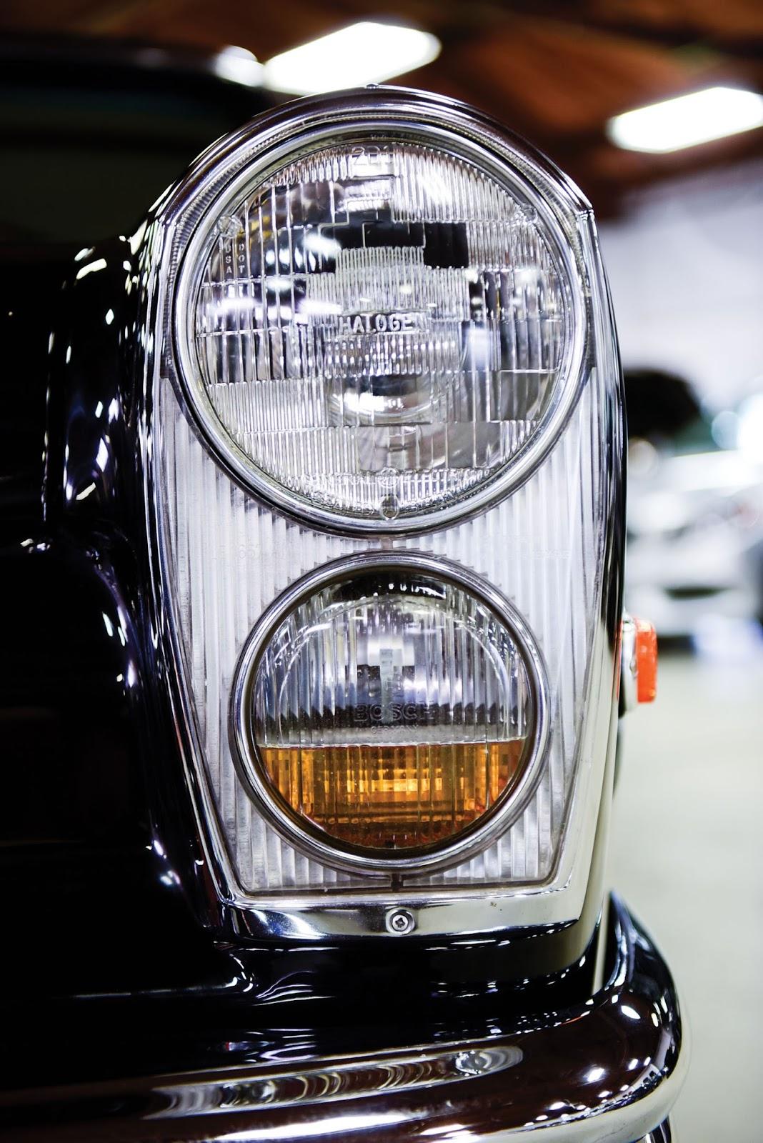 Mercedes-Benz 600 Pullman 1968 in auction (15)