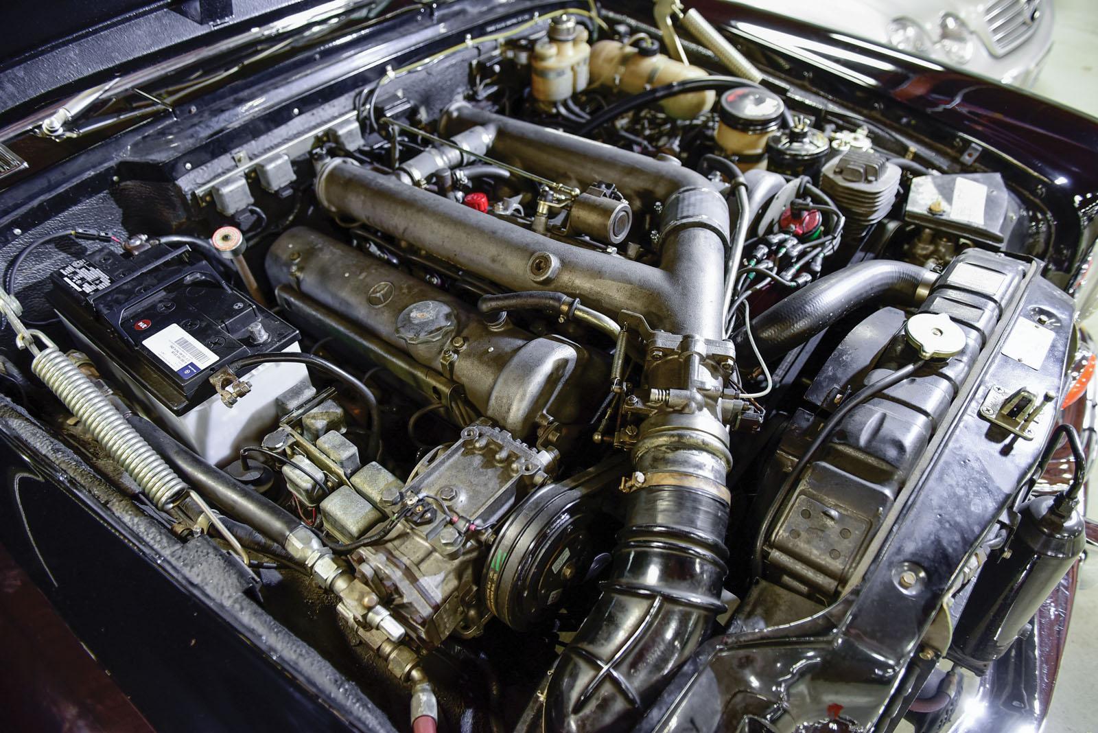 Mercedes-Benz 600 Pullman 1968 in auction (23)