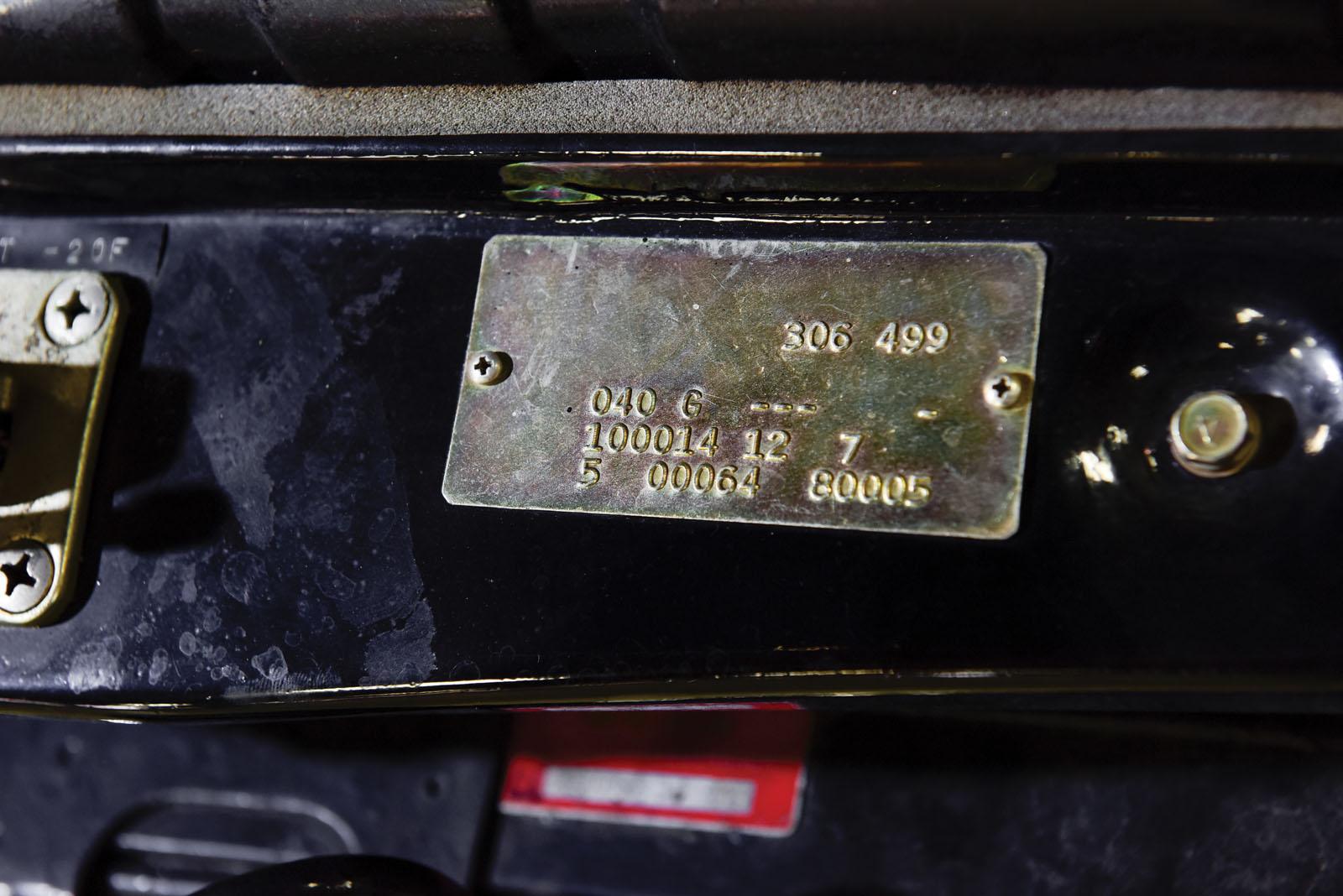 Mercedes-Benz 600 Pullman 1968 in auction (24)