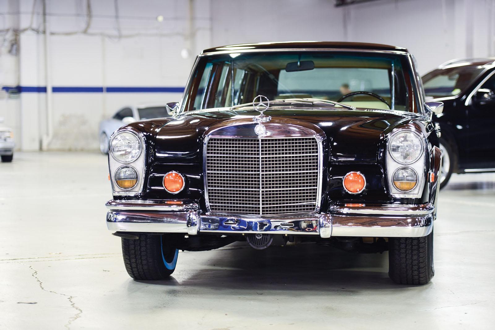 Mercedes-Benz 600 Pullman 1968 in auction (6)