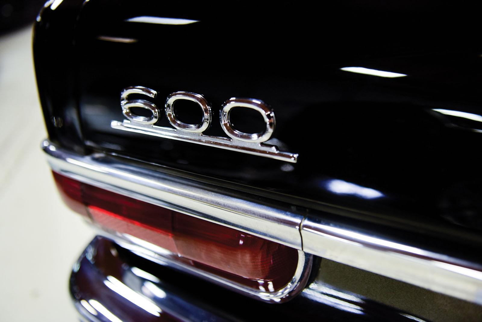 Mercedes-Benz 600 Pullman 1968 in auction (7)