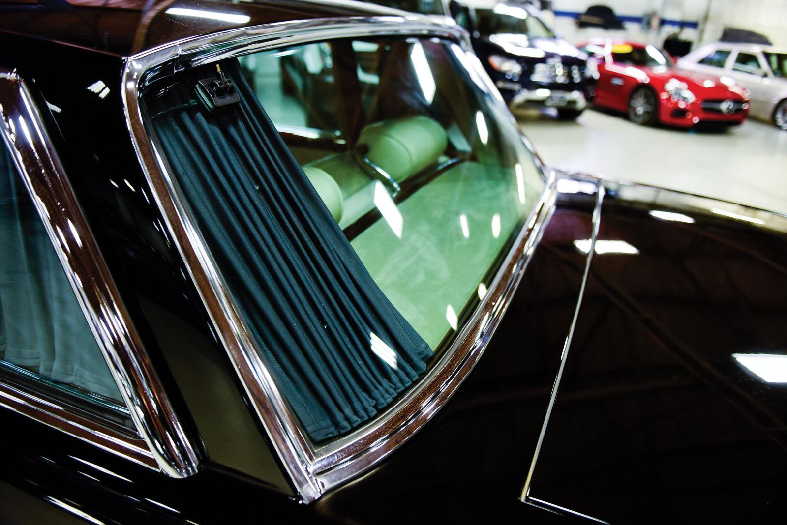 Mercedes-Benz 600 Pullman 1968 in auction (8)