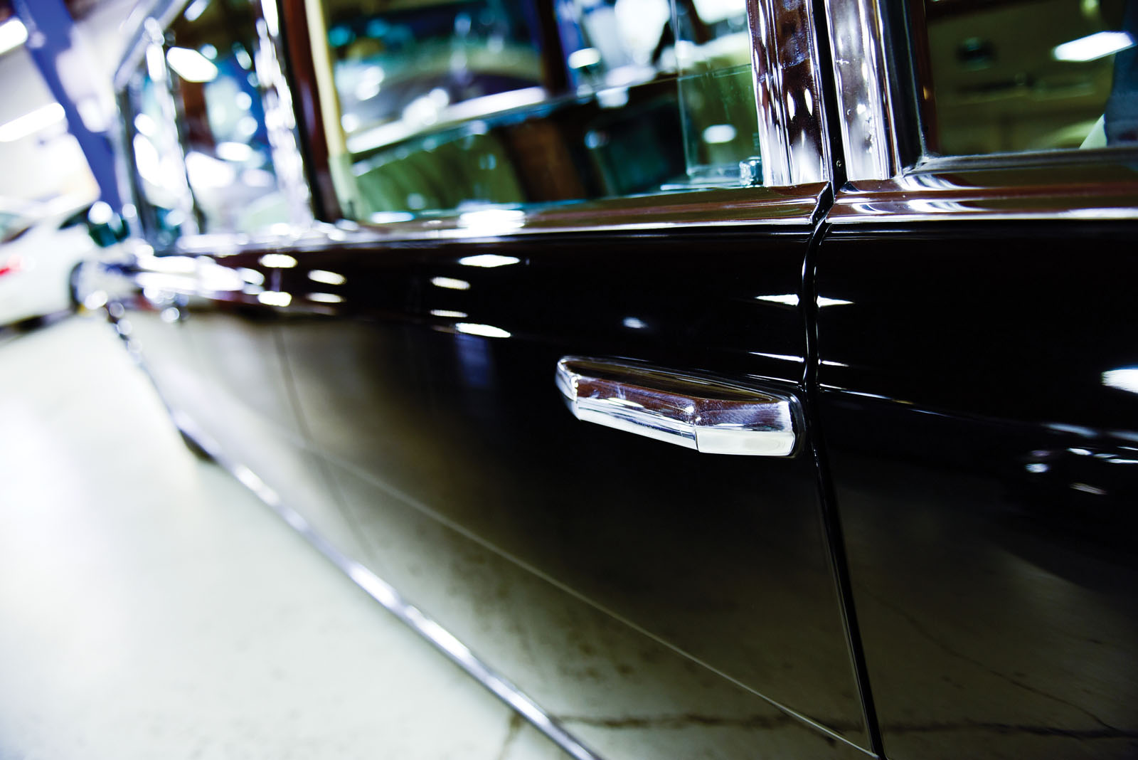Mercedes-Benz 600 Pullman 1968 in auction (9)