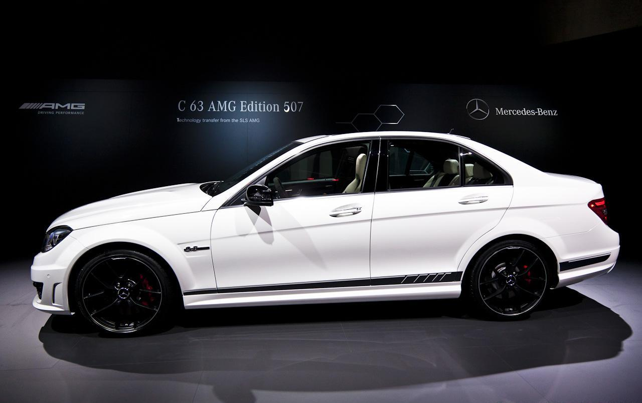 C63 Edition 507 And Other Benz S In Geneva Mbworld Org Forums