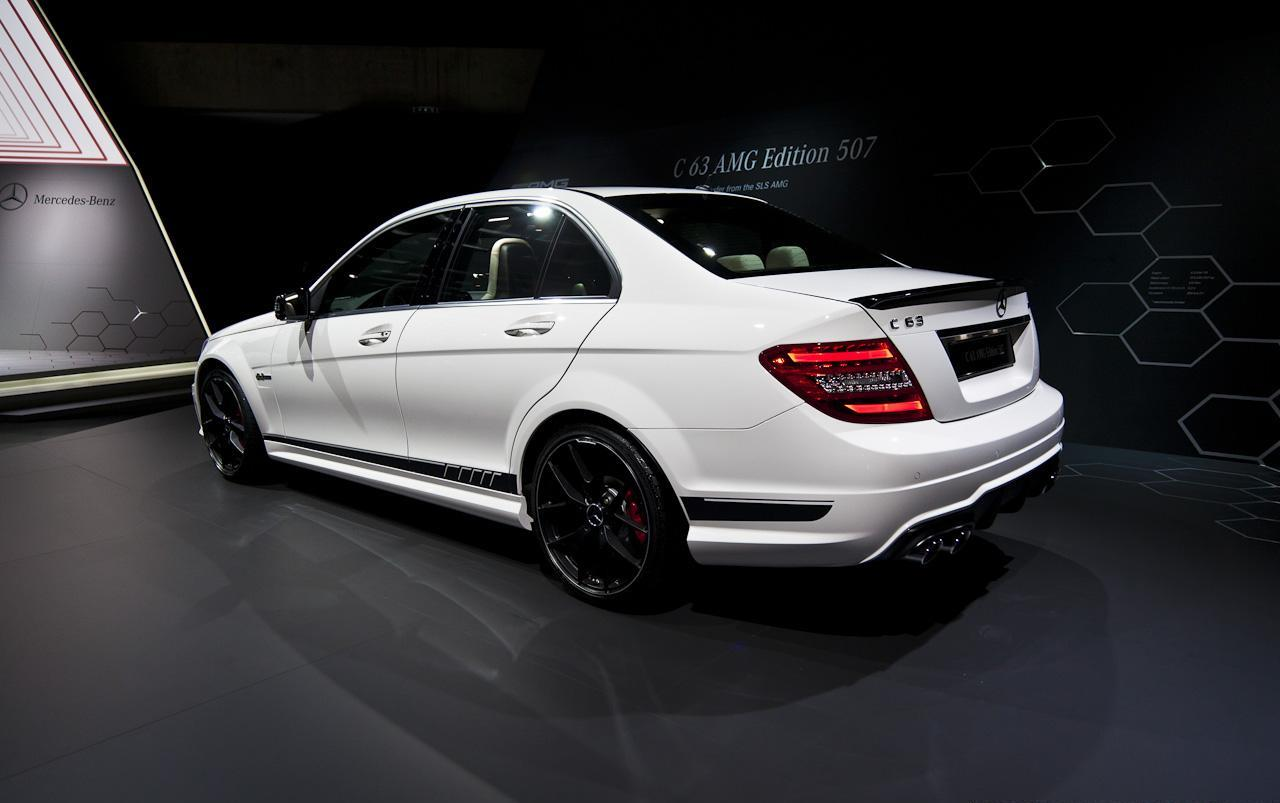 c63 edition 507 and other benz's in geneva - mbworld forums