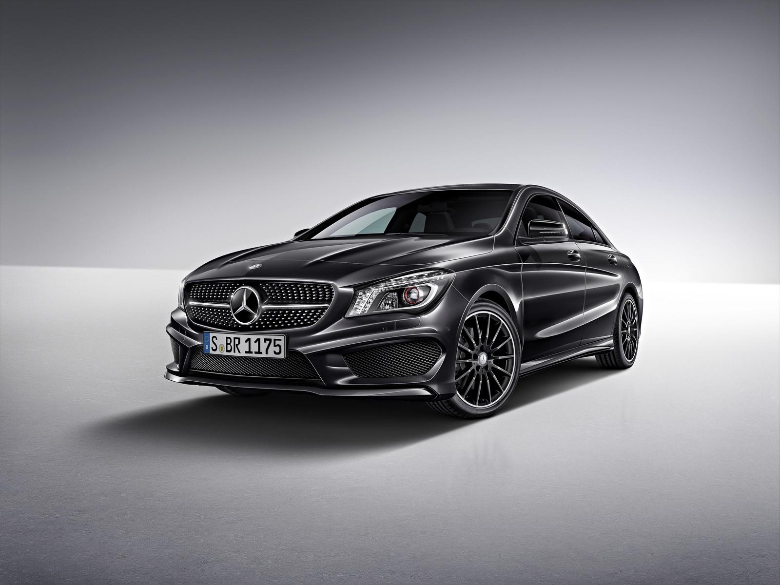 Mercedes benz cla edition 1 for Mercedes benz cla 250 sport 2013