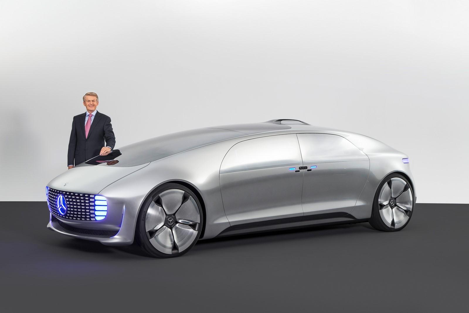 Mercedes benz f 015 luxury in motion concept for Mercedes benz schererville in