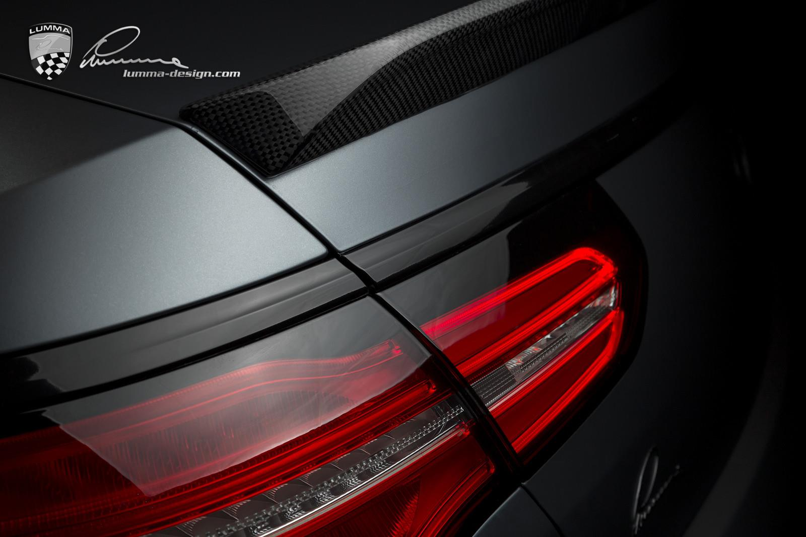 Mercedes-Benz GLE Coupe by Lumma Design (9)