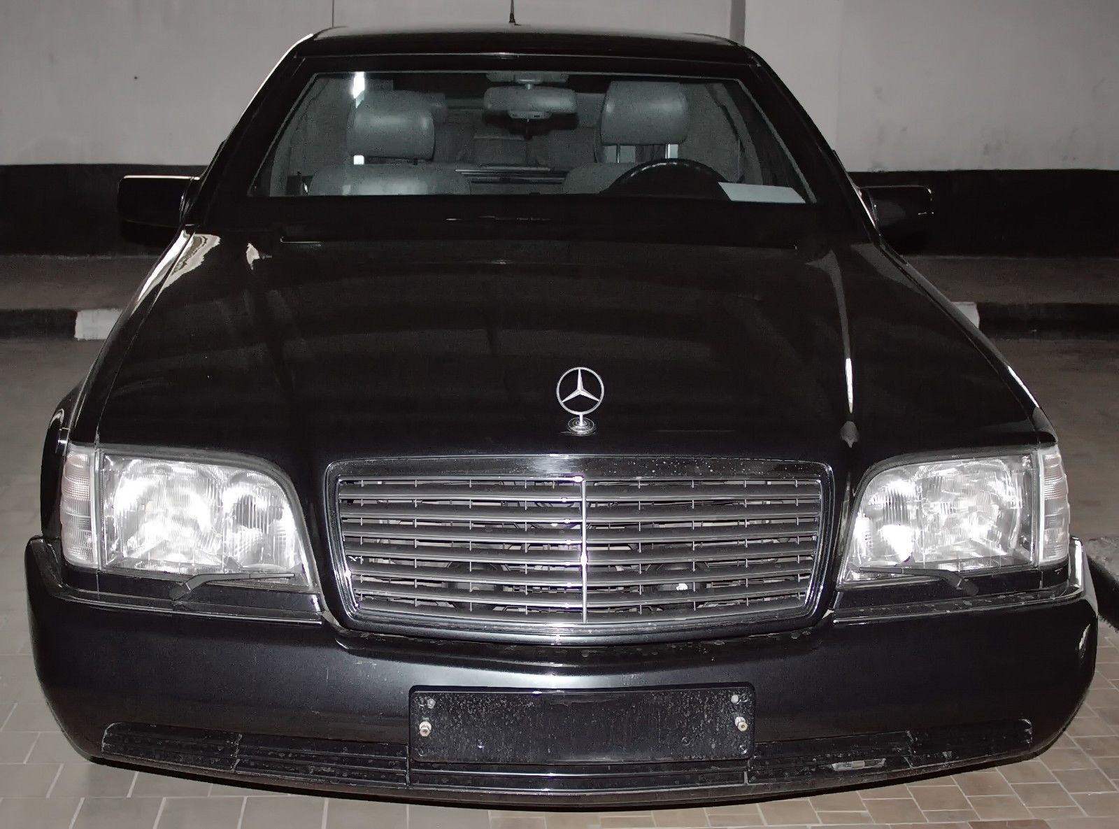 Mercedes Benz S600 Guard for sale (2)
