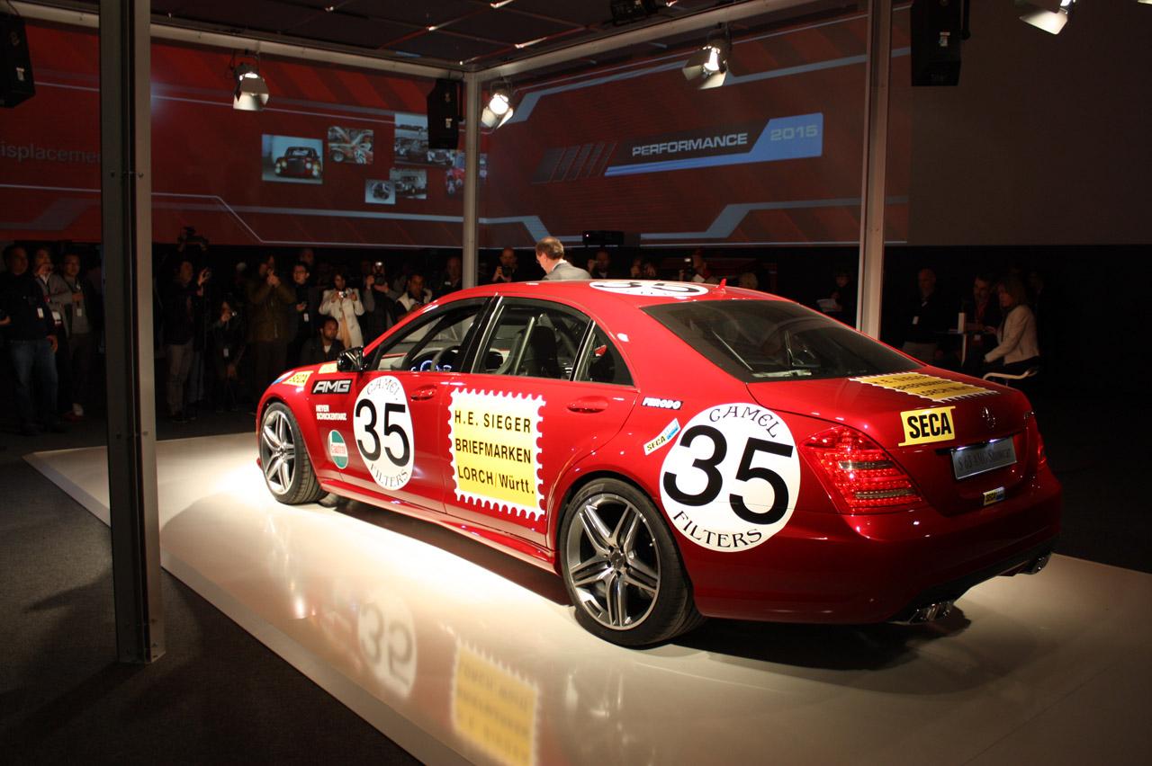 Νέα Mercedes-Benz S63 AMG με