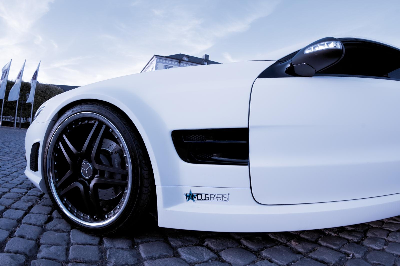 Mercedes benz sl500 by famous parts for Mercedes benz sl500 parts