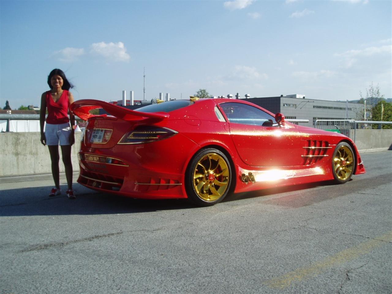 ap? t?? Mercedes-Benz SLS