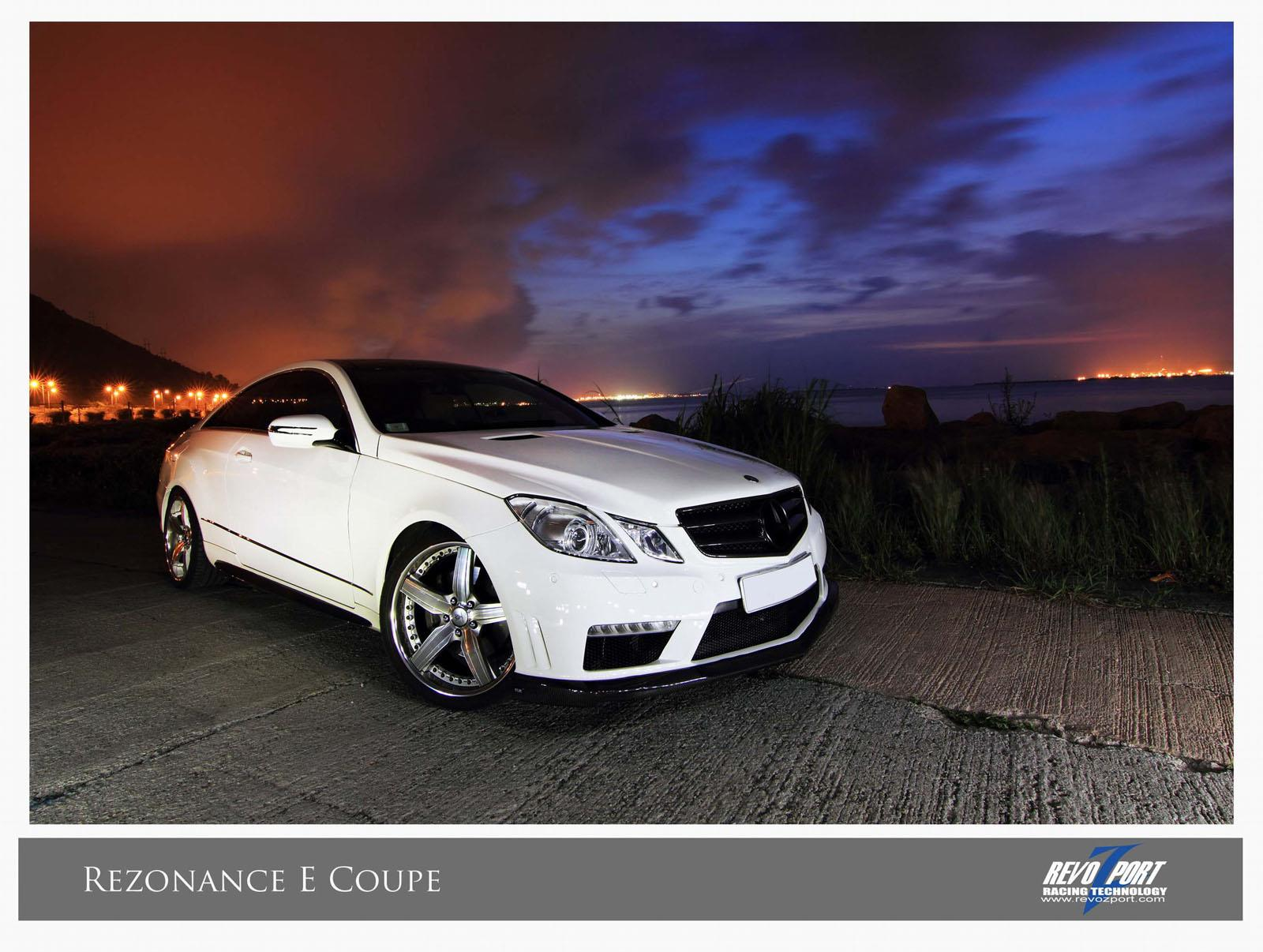 mercedes e class coupe convertible by revozport. Black Bedroom Furniture Sets. Home Design Ideas