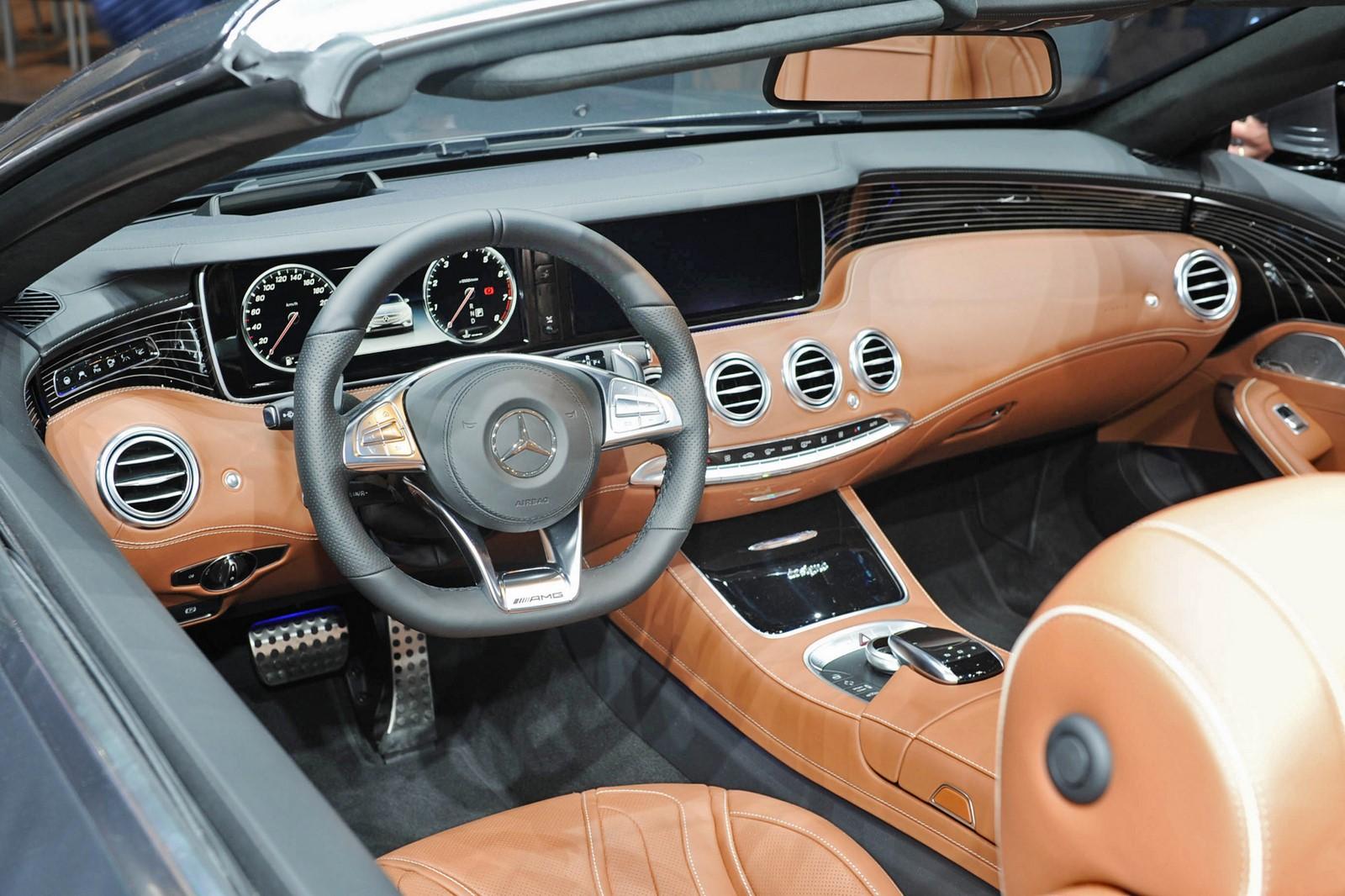 2015 mercedes s class cabriolet mercedes amg s63. Black Bedroom Furniture Sets. Home Design Ideas