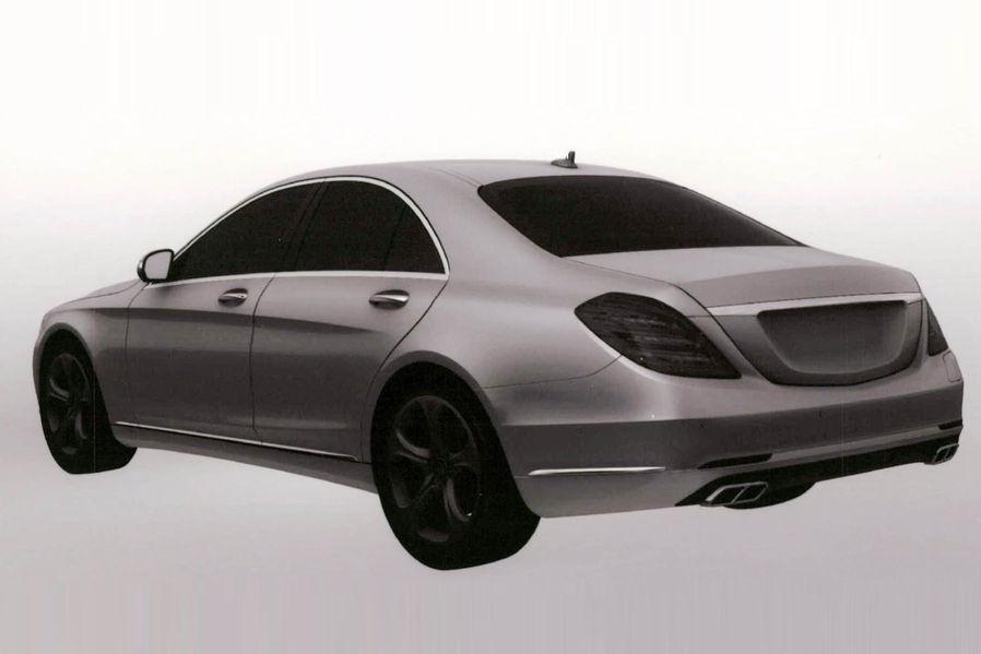 ύ ύ Mercedes Benz S500 Plug In