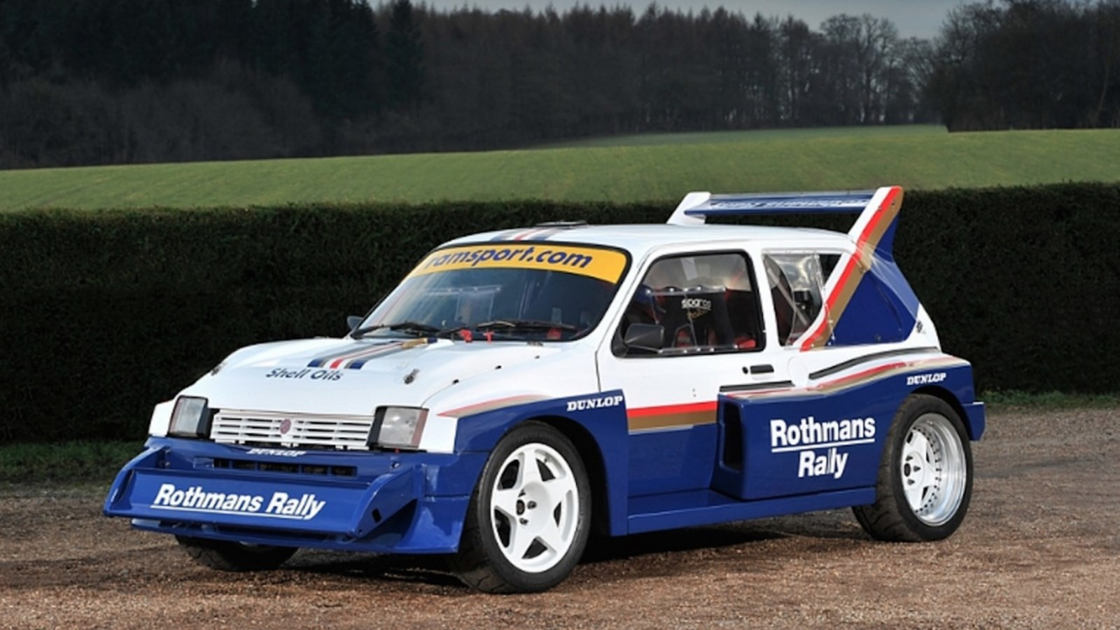Peugeot  Group B Rally Car For Sale