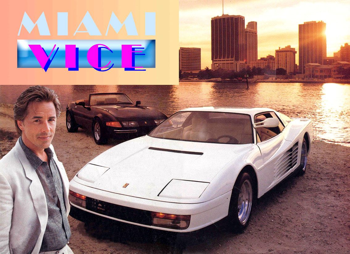 Miami Vice Ferrari Testarossa For Sale (16)