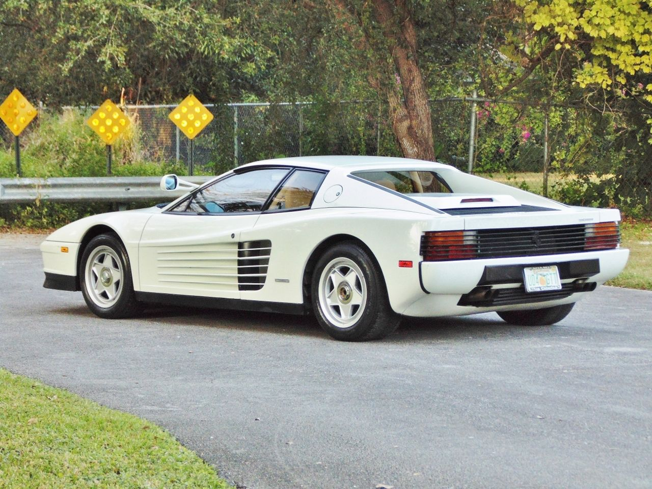 Miami Vice Ferrari Testarossa For Sale (5)