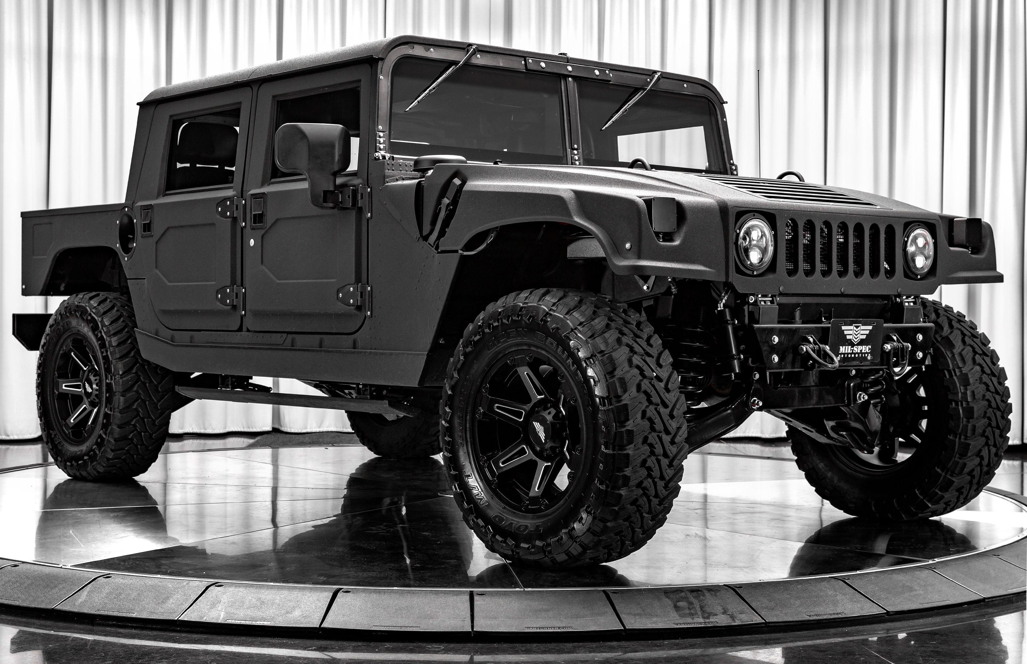 Mil-Spec-Hummer-H1-pickup-hardtot-launch-edition-2019-7