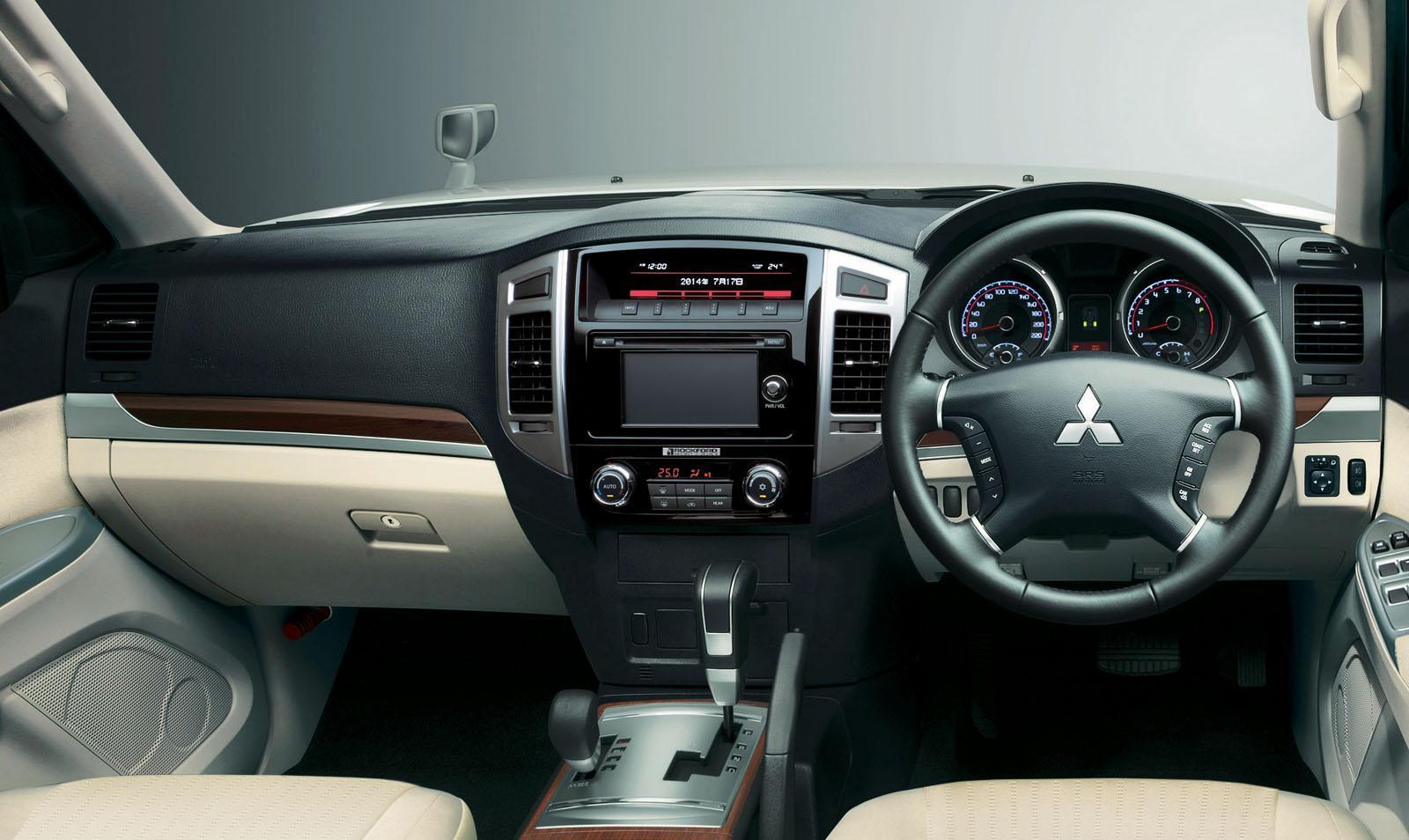 mitsubishi montero 2015 philippines 2017 2018 best cars reviews - Mitsubishi Montero 2015 Interior