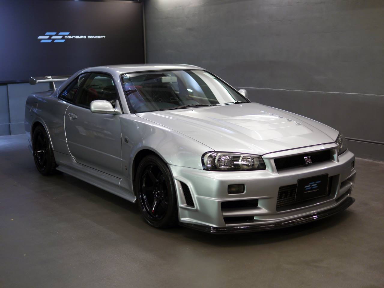 Nismo Nissan GT-R R34 Z -Tune for sale (1)