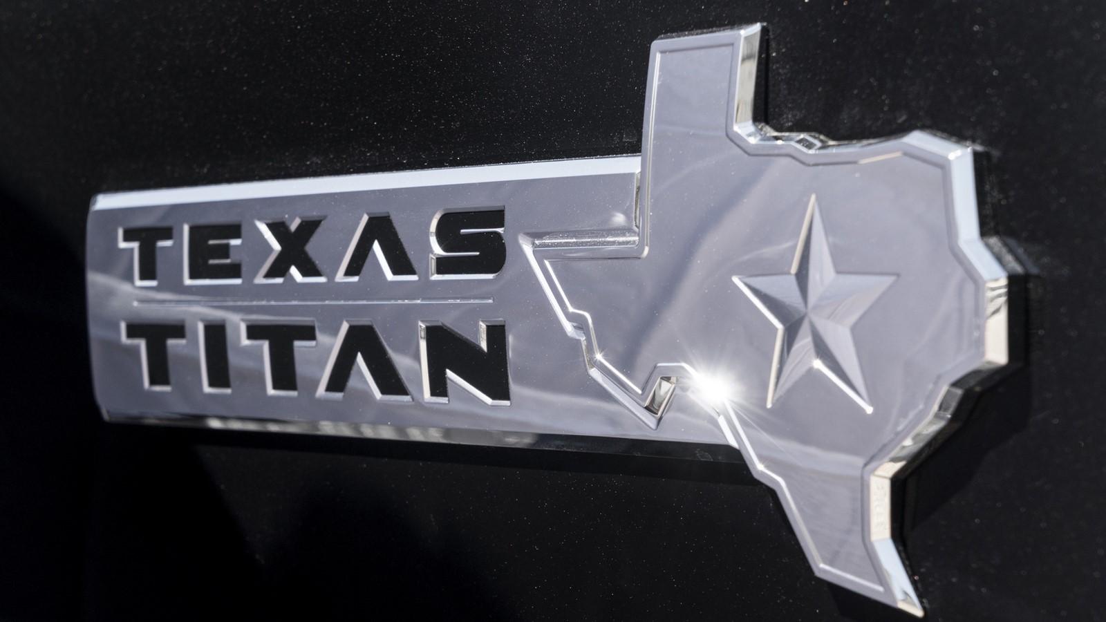 Nissan Texas Titan Edition 2017 Autoblog Gr