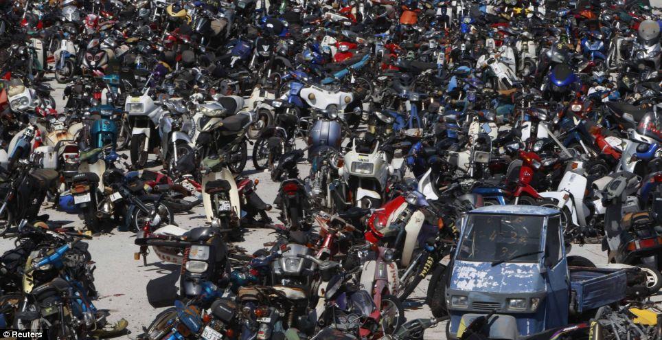 Damaged Motorcycle Auctions Uk