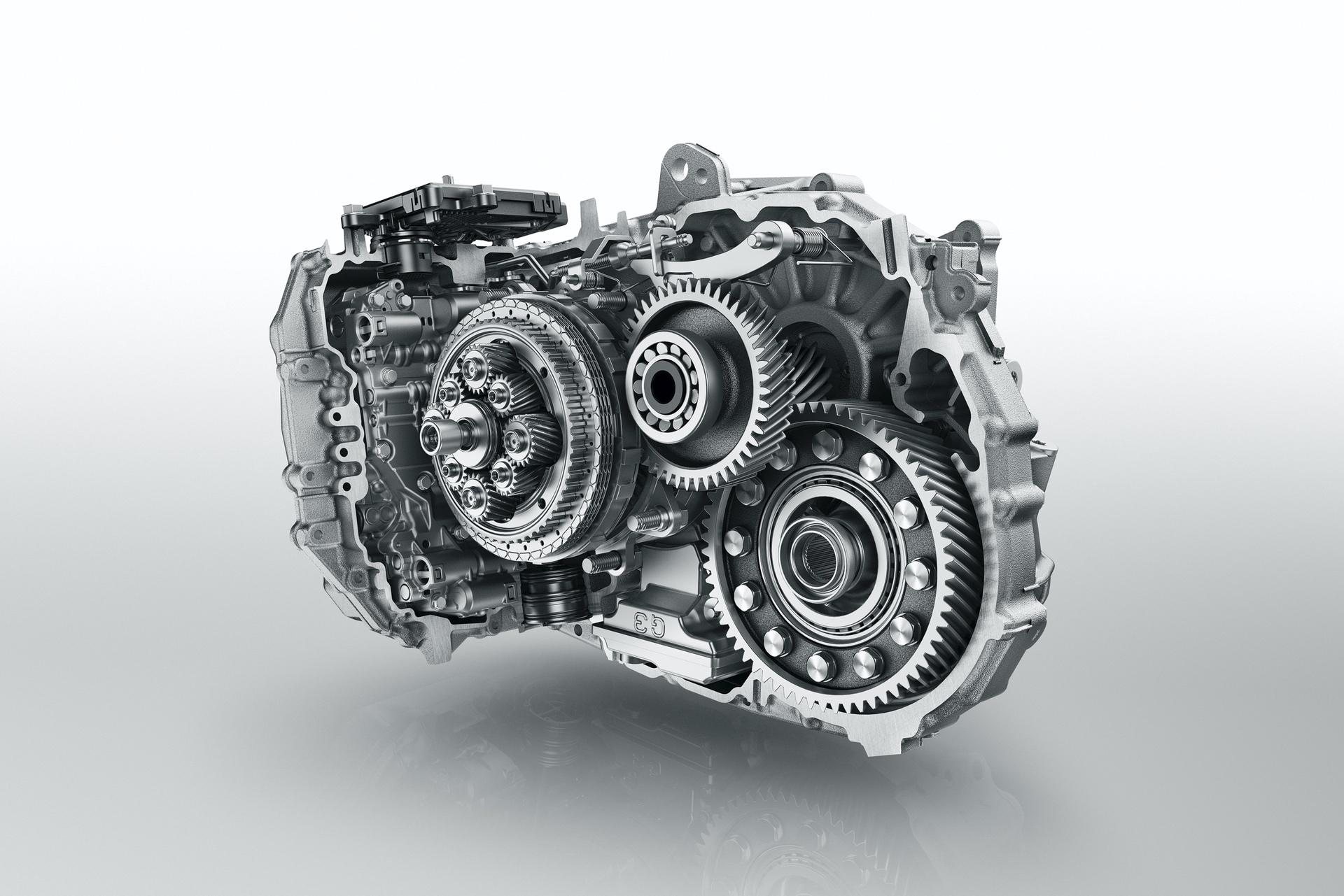 Opel Crossland X, Sechsstufen-Automatikgetriebe