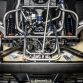The Peugeot 2008 DKR in Peugeot Sport Workshop, Velizy-Villacoublay, France on June 27th, 2014  Peugeot returns to Dakar 2015 // Flavien Duhamel/Red Bull Content Pool // P-20140703-00015 // Usage for editorial use only // Please go to www.redbullcontentpool.com for further information. //