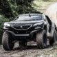 Carlos Sainz performs during the Peugeot 2008 DKR first test in Freneuse, France on June 27th, 2014  Peugeot returns to Dakar 2015 // Flavien Duhamel/Red Bull Content Pool // P-20140703-00050 // Usage for editorial use only // Please go to www.redbullcontentpool.com for further information. //