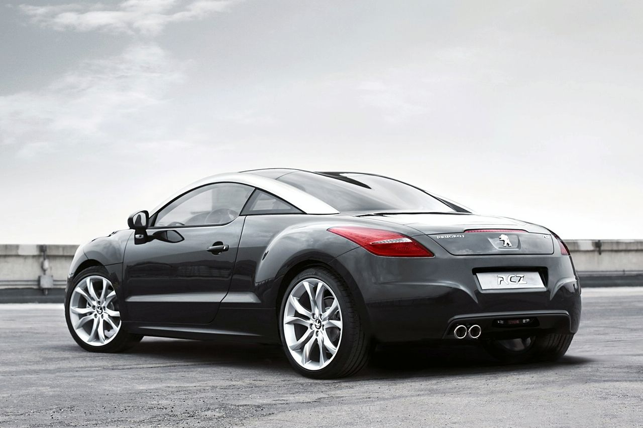 peugeot rcz. Black Bedroom Furniture Sets. Home Design Ideas