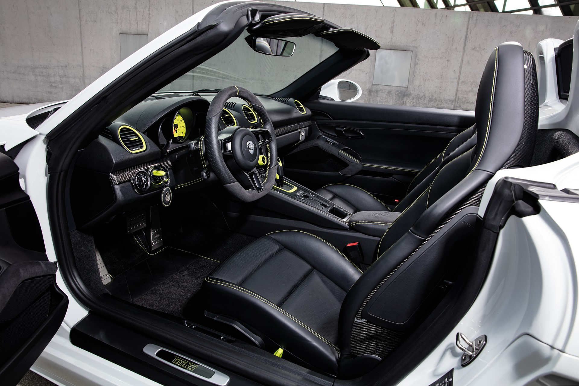 TECHART_Detail_Interior_08