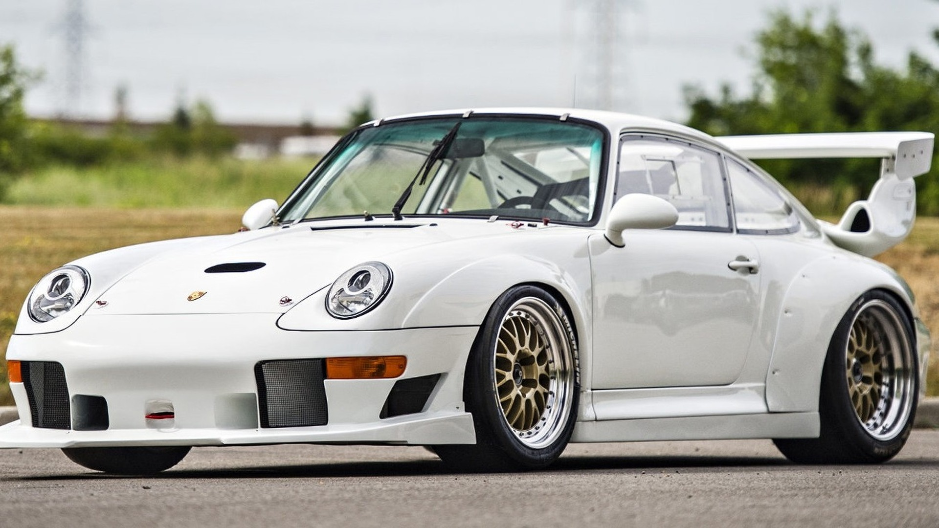 Porsche 911 GT2 Evo 1996 in auction (1)