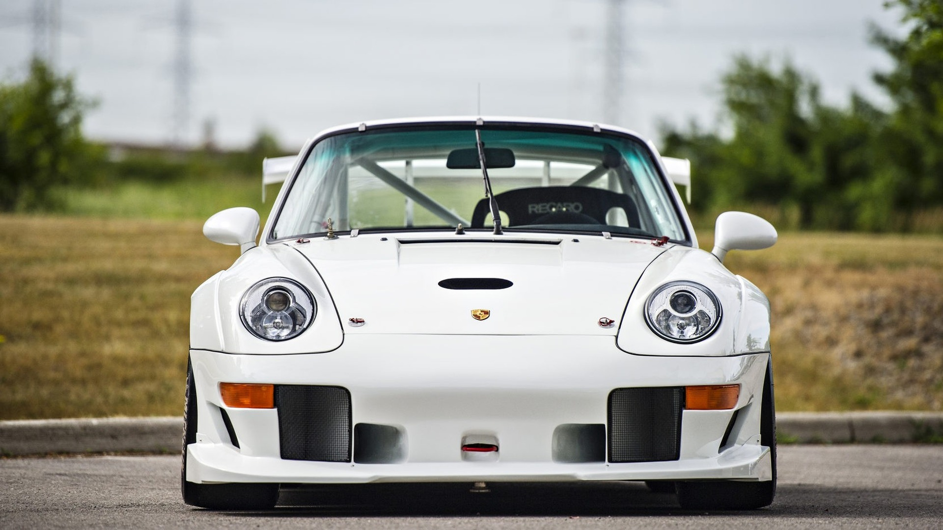 Porsche 911 GT2 Evo 1996 in auction (2)