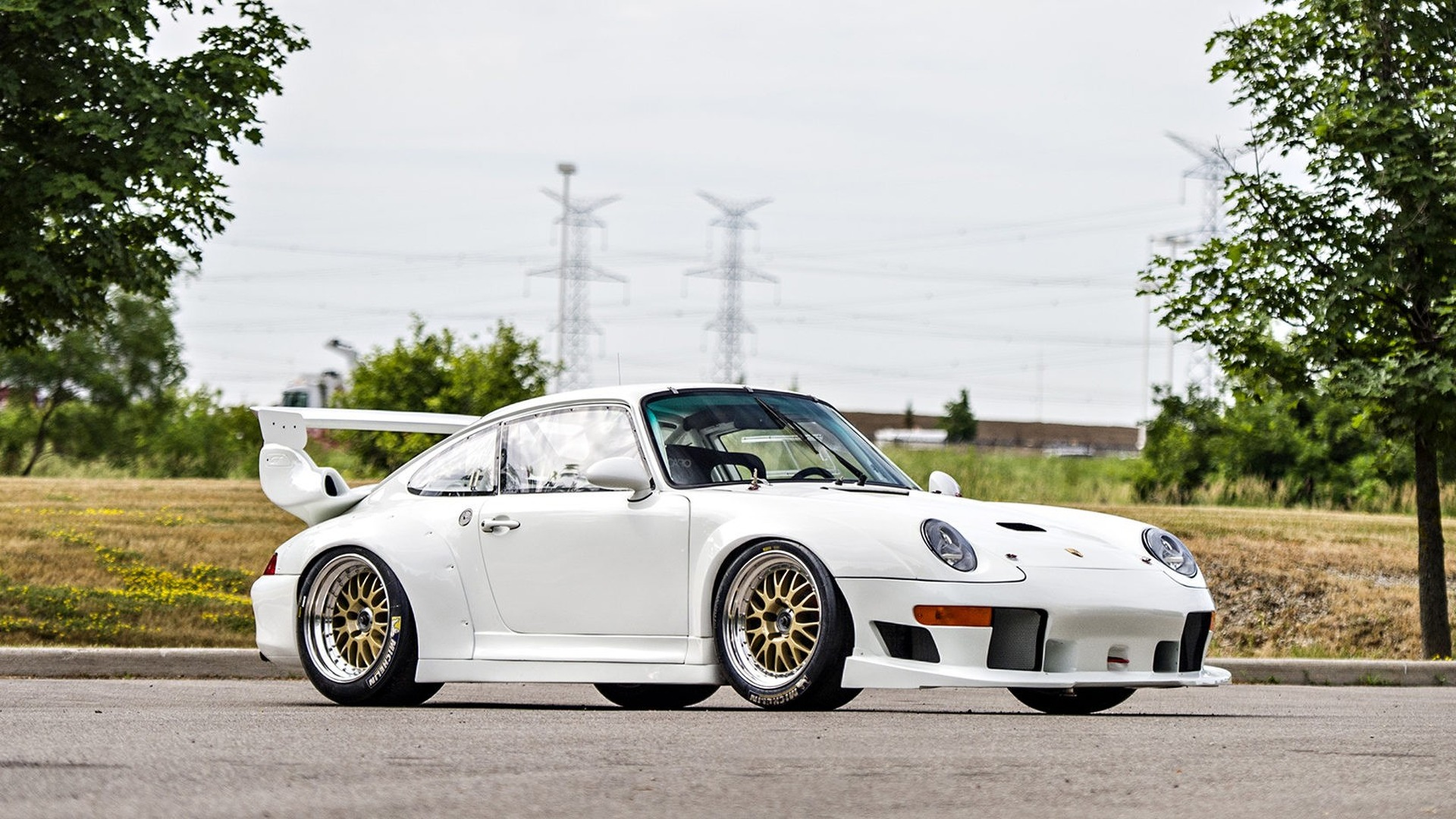 Porsche 911 GT2 Evo 1996 in auction (3)
