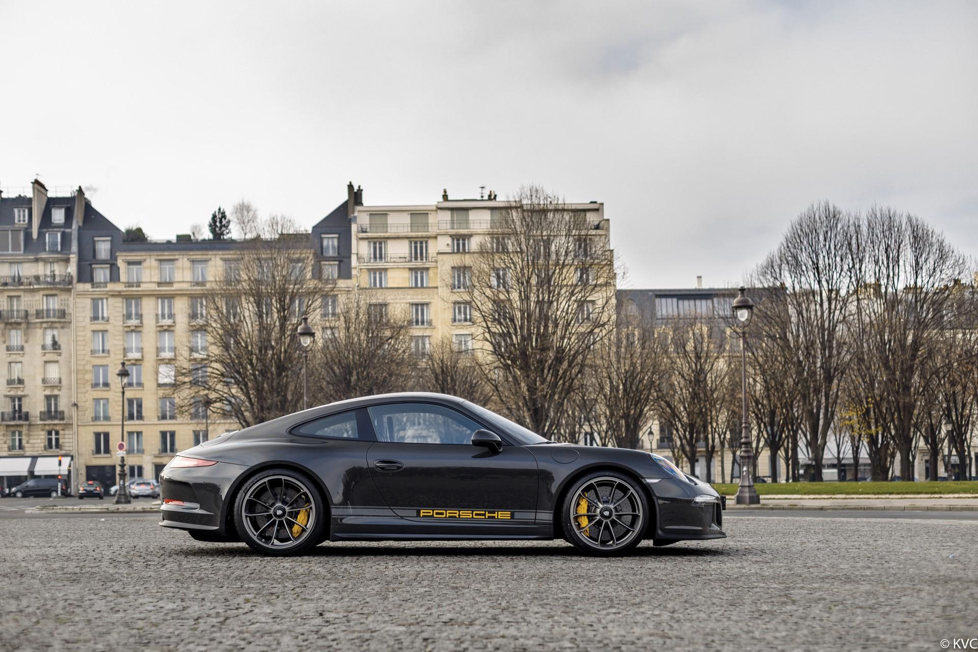Porsche 911 R in auction (4)
