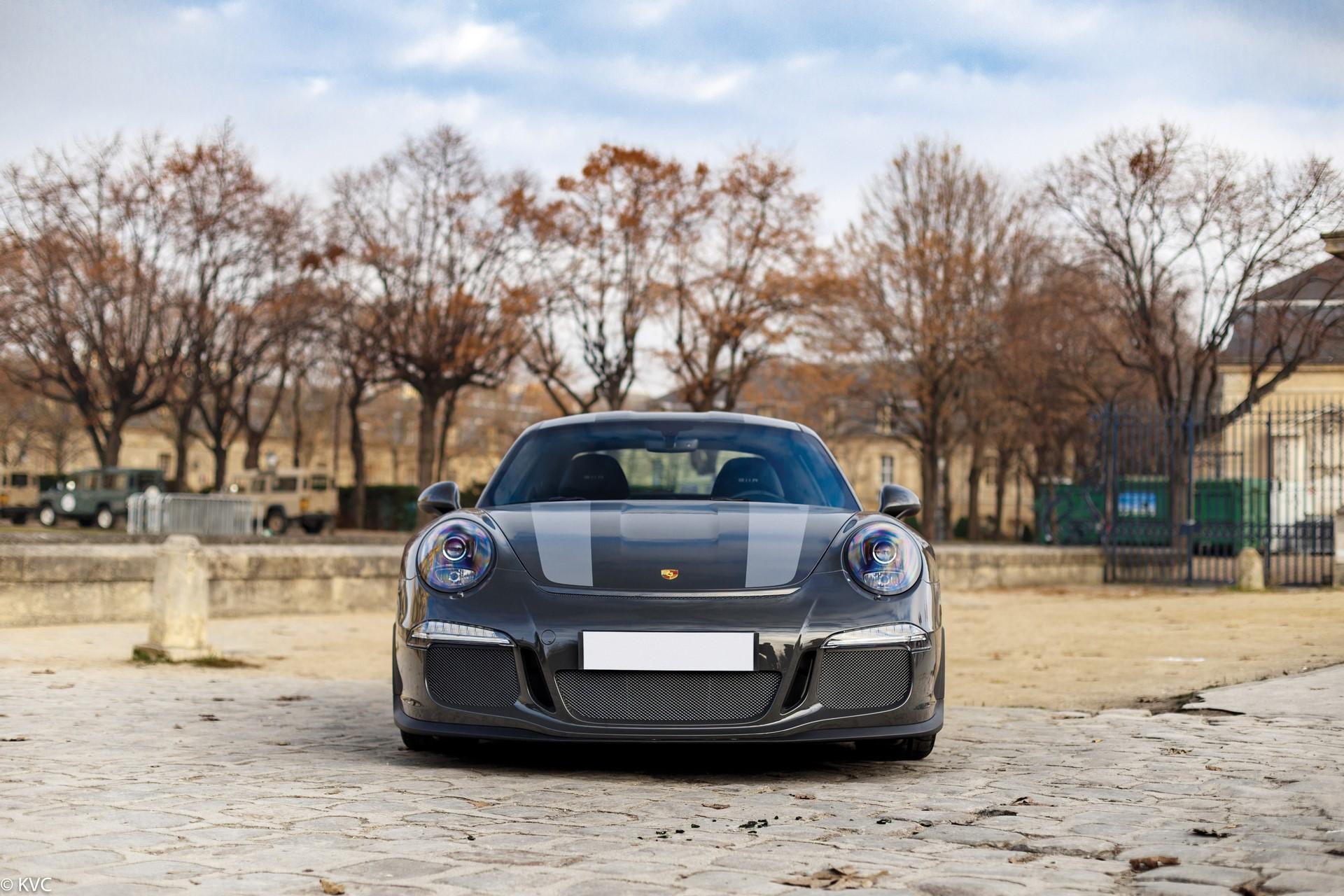 Porsche 911 R in auction (7)