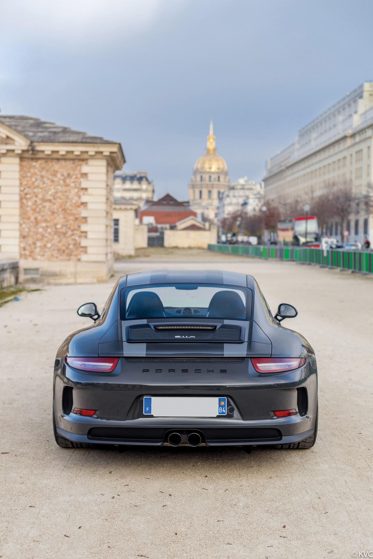 Porsche 911 R in auction (8)
