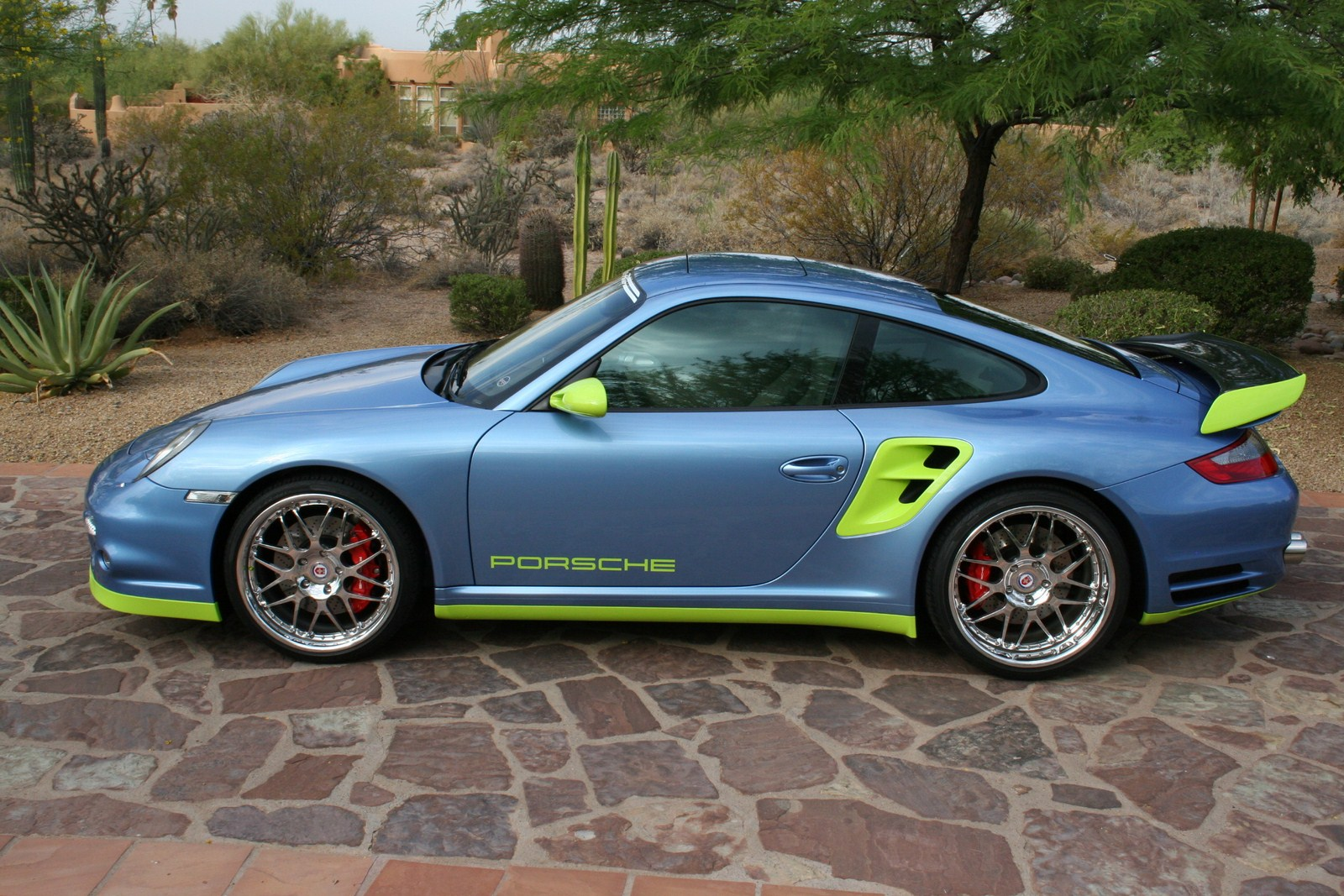overkill porsche 997 turbo. Black Bedroom Furniture Sets. Home Design Ideas