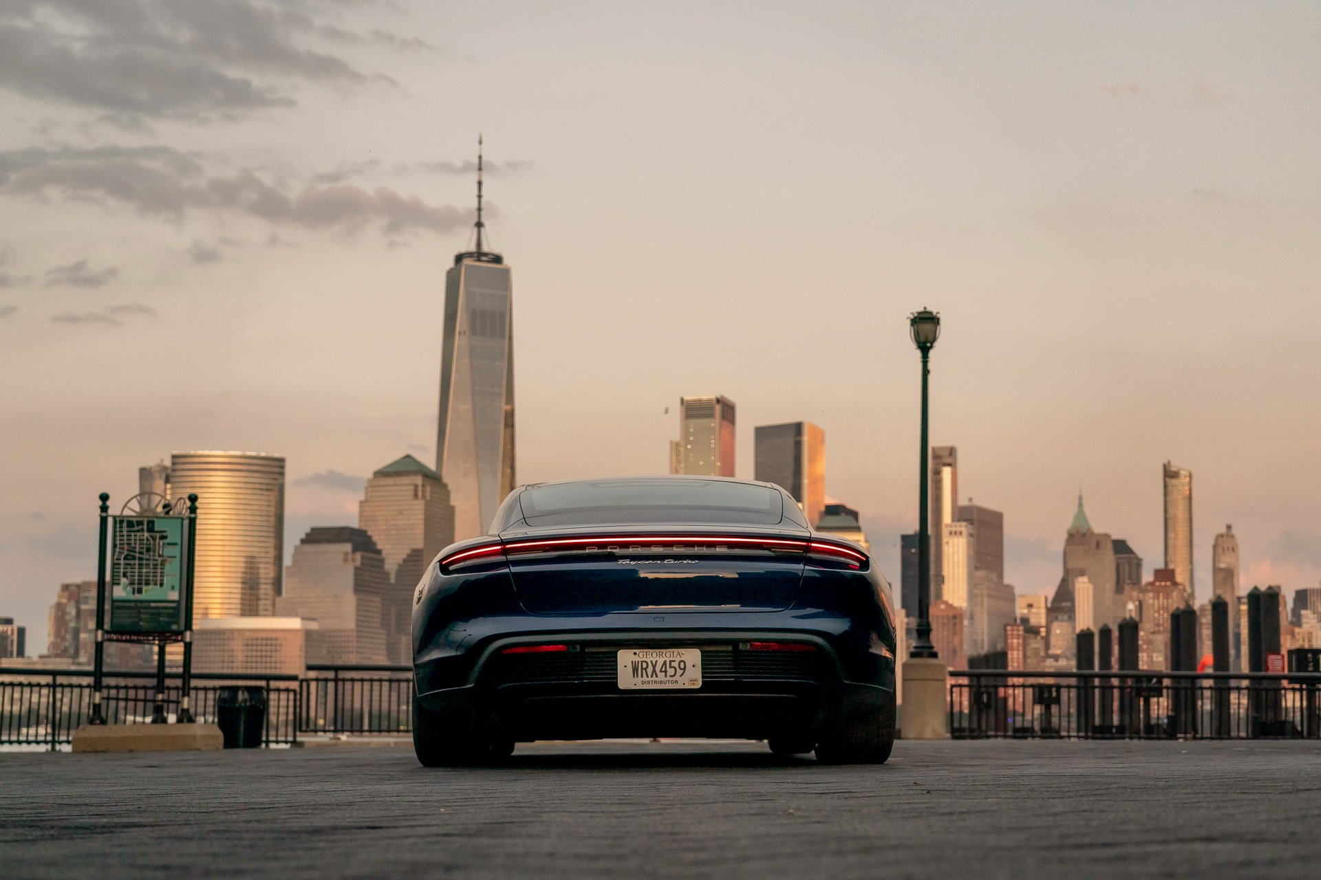 Porsche-Taycan-Niagara-Falls-to-New-York-4