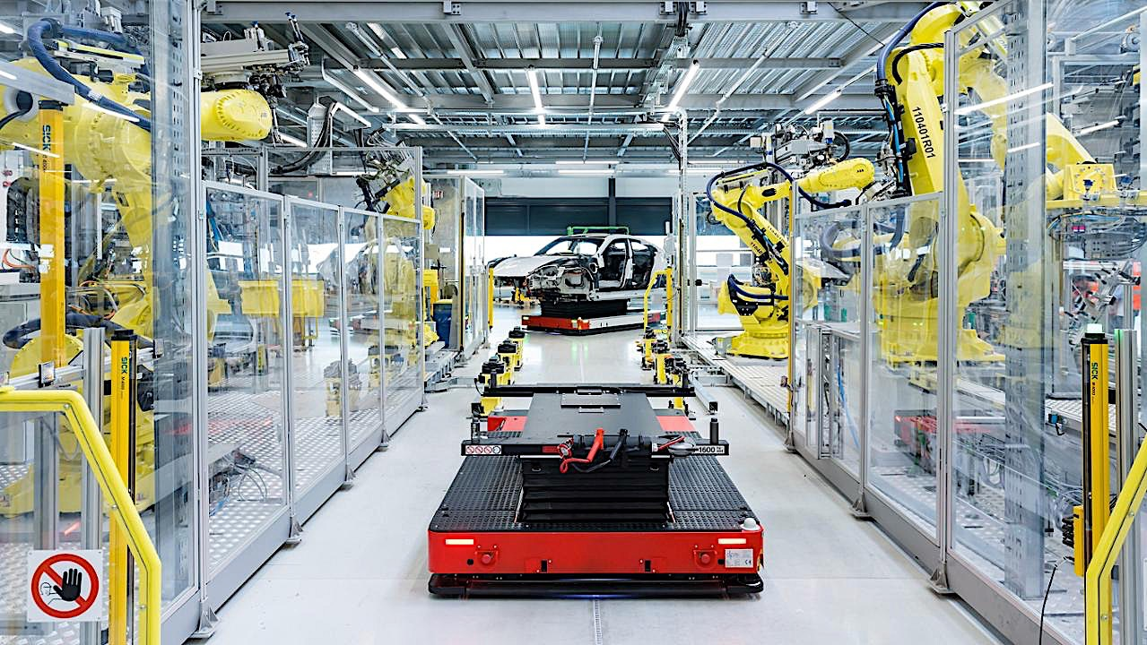 Porsche-Taycan-production-plant-factory