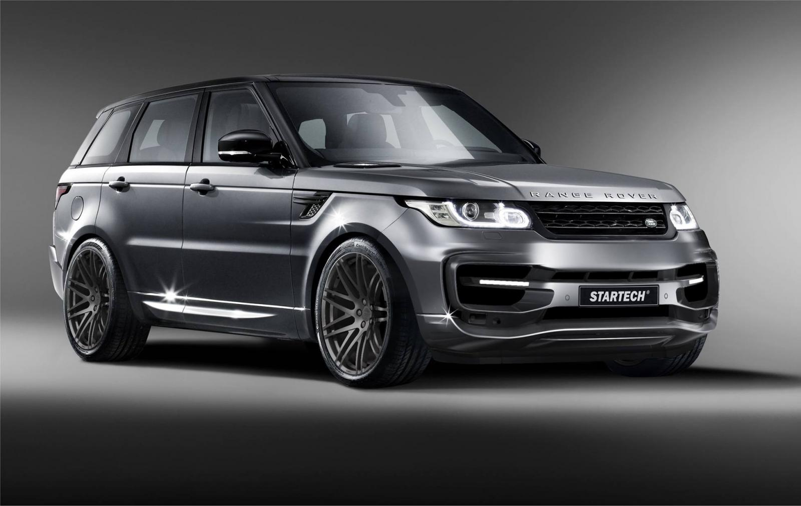 arden startech range rover range rover sport. Black Bedroom Furniture Sets. Home Design Ideas