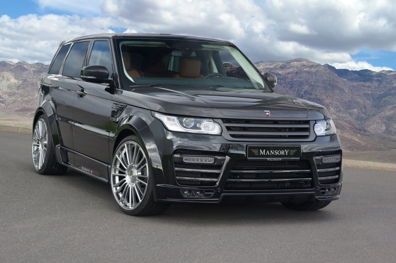 2014 mansory range rover sport dark cars wallpapers. Black Bedroom Furniture Sets. Home Design Ideas