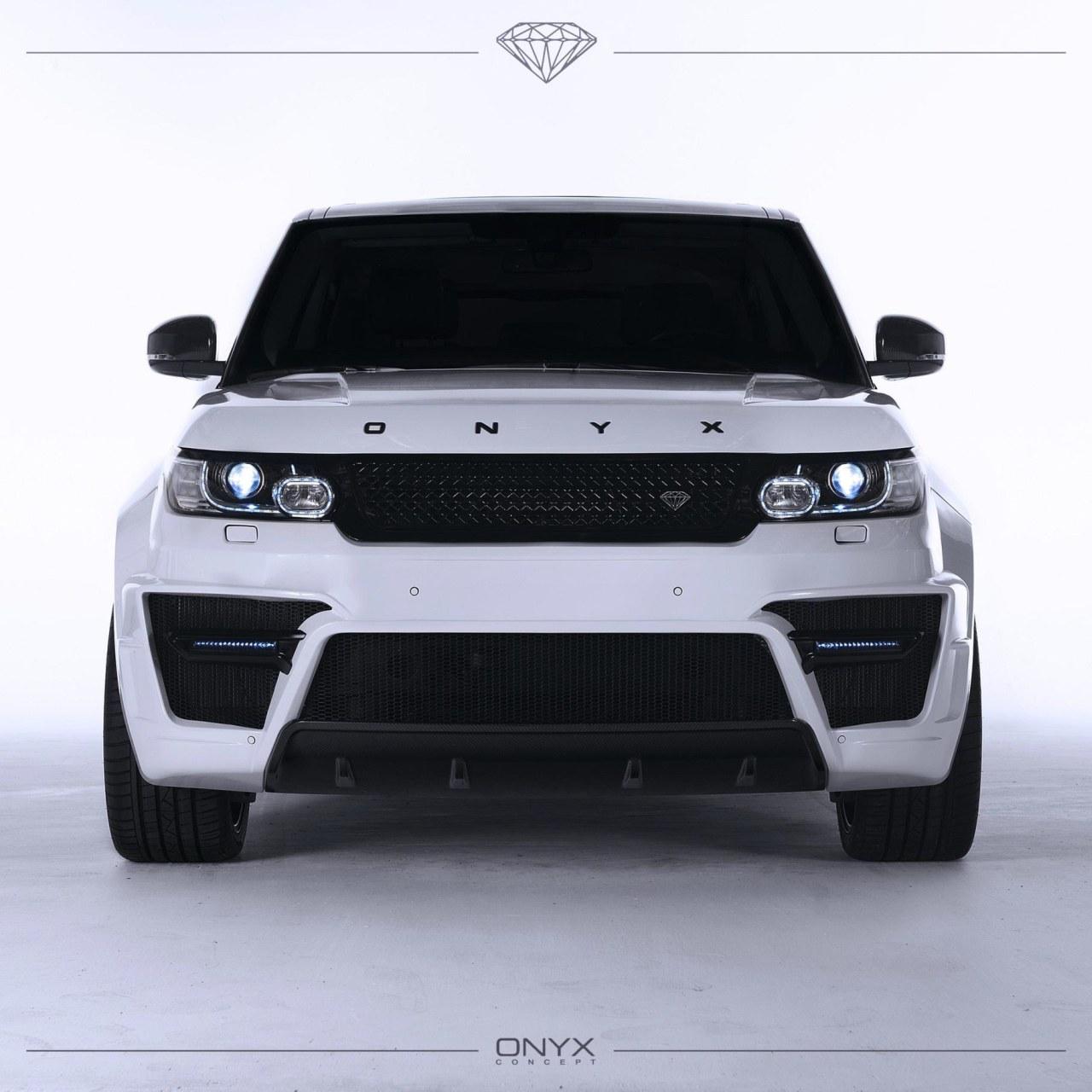 Range Rover Sport San Marino By Onyx Autoblog Gr