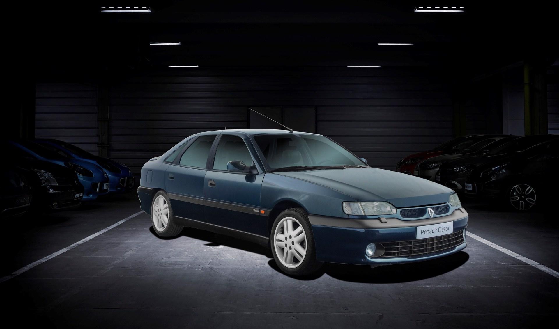 1993 - Renault Safrane Biturbo