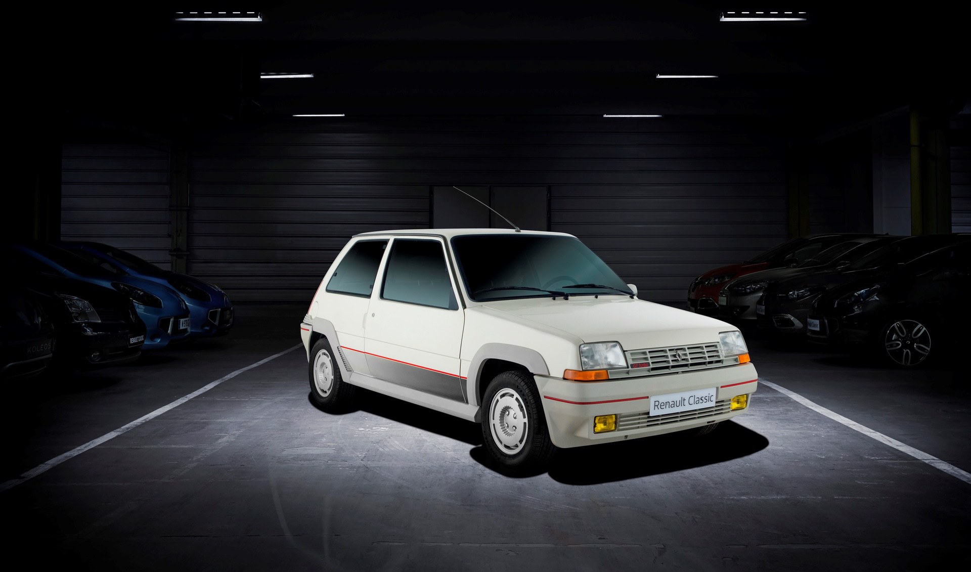 1985 - Renault 5 GT Turbo