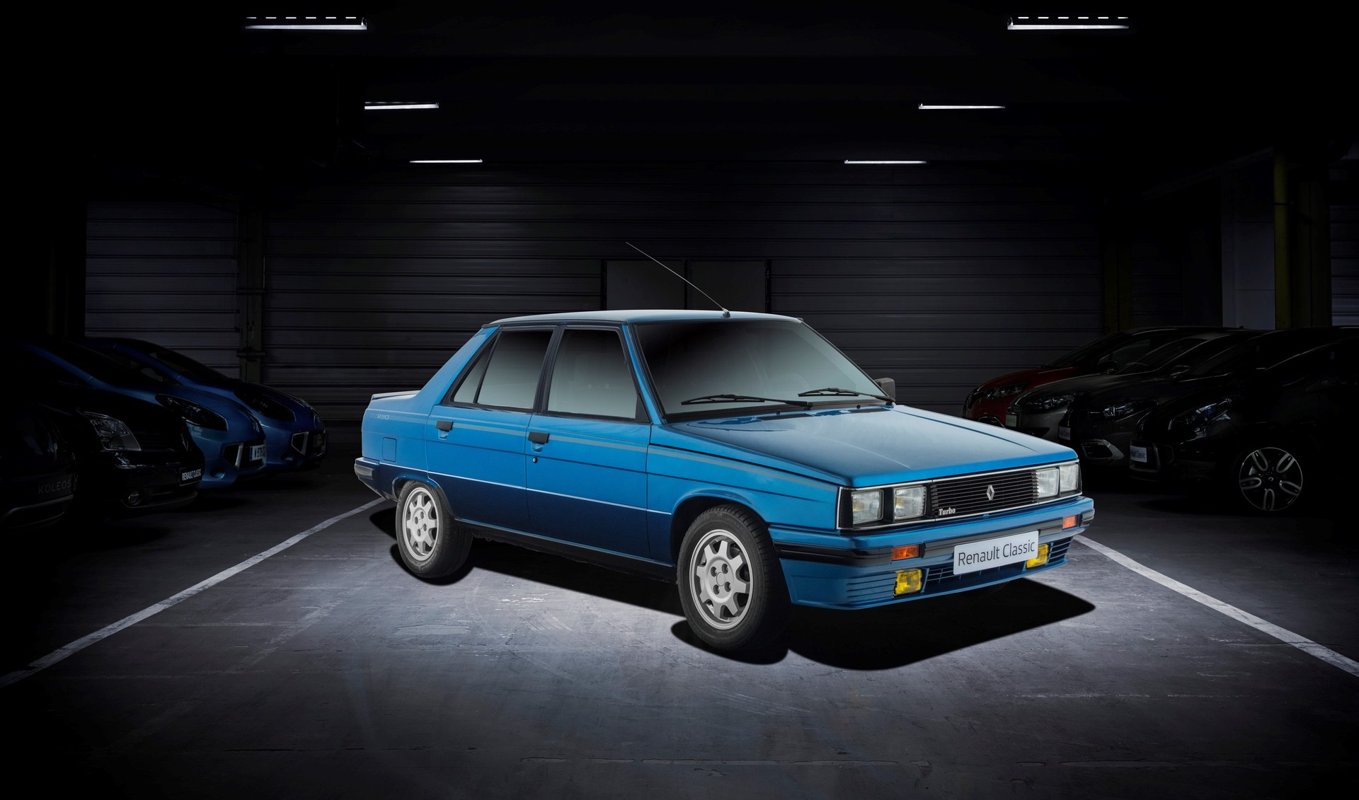 1985 - Renault 9 Turbo