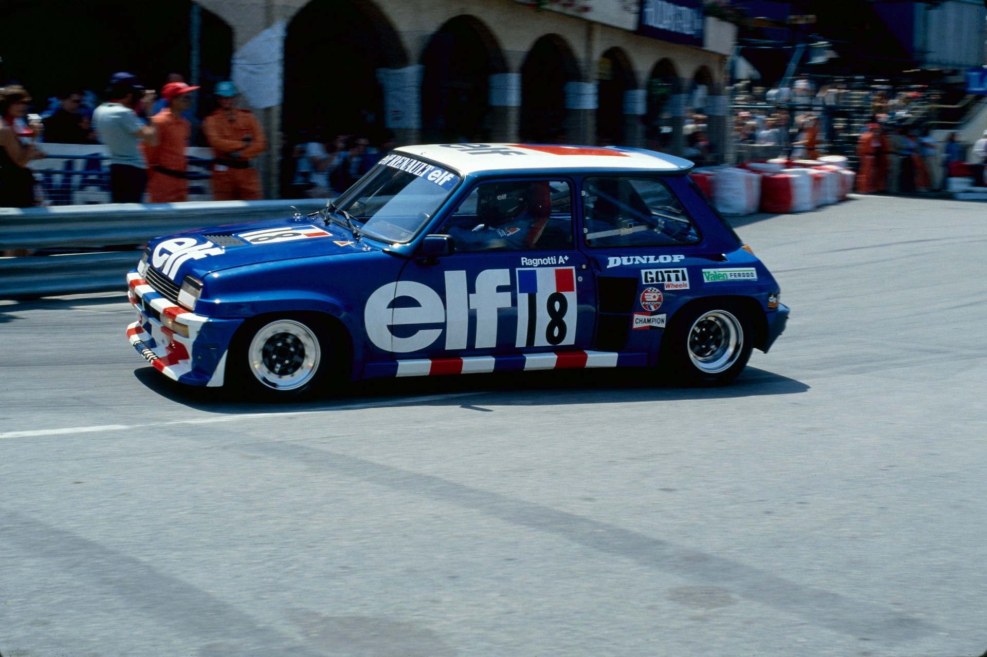 1981 - Renault 5 Turbo Europa Cup