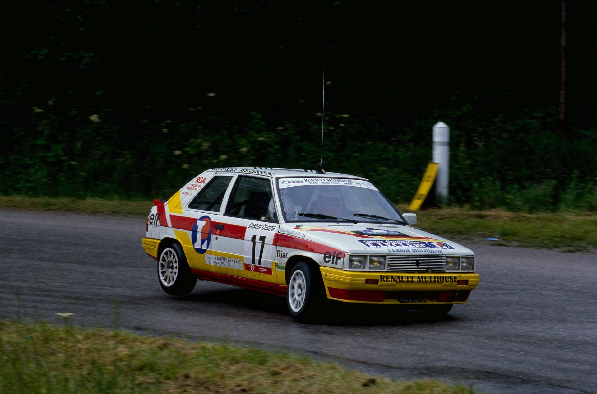 1987 - Renault 11 Turbo