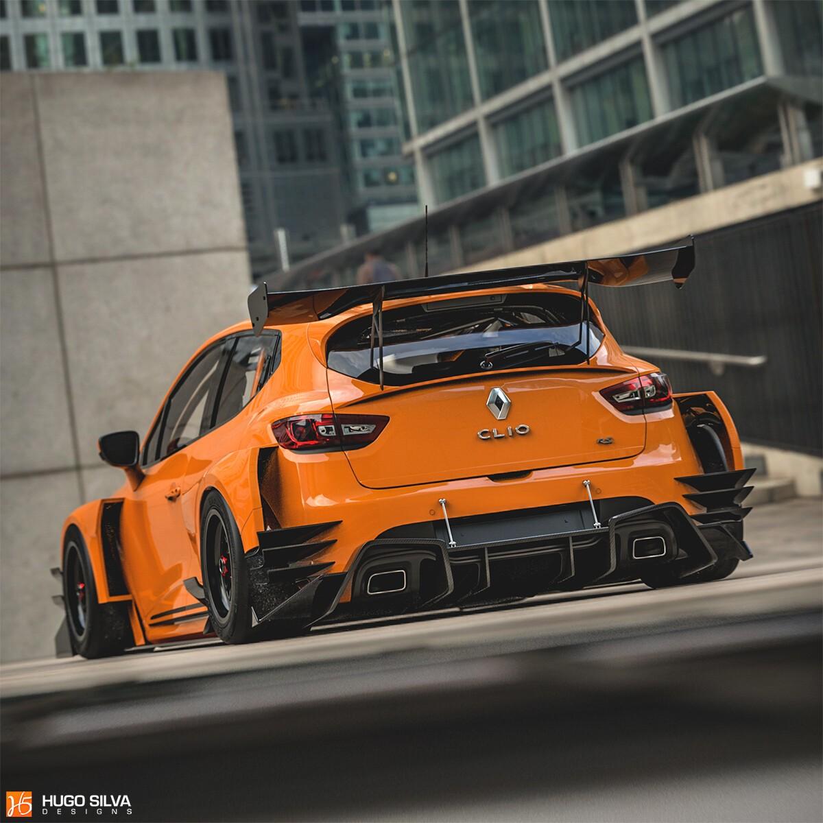 Renault-Clio-RS-wide-bodykit-renderings-1